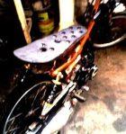 Yamaha F1ZR Drag