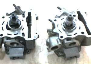 Cylinder Head Set Siap dikirim