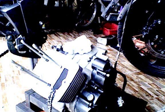 noken as racing tiger | R.A.T -Racing Automotive Tuning-