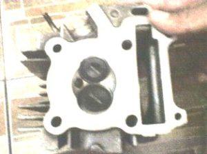 Cylinder Head disiapkan