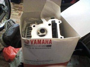 Diolah dari bahan alami Yamaha Genuine Part