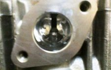 Full Port - Polished Inlet