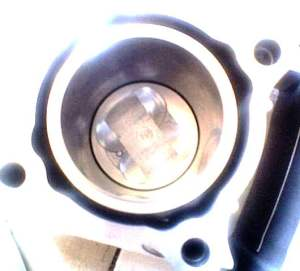 Blok BORE UP 165 cc for Yamaha Jupiter MX - Vixion