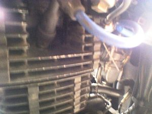 Karburator KOSO di Bajaj P200