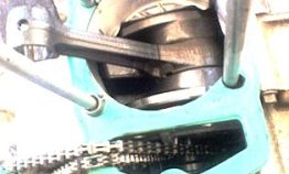 Crankcase modification for boreUp purpose