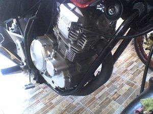 Engine Scorpio