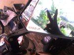 Spion Racing untuk ngintip lawan yang dilibas! Cool...