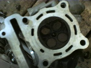Cylinder Head Black Series Hekekekkeke :p