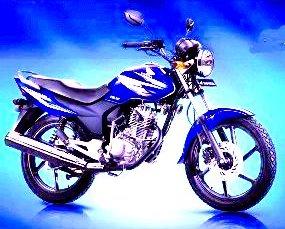 Honda Mega Pro
