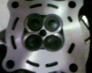 Head Racing Yamaha Jupiter MX :: RAT MOTORS ::