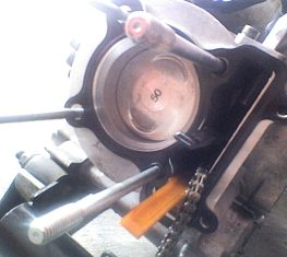 Blok Bore Up Mio
