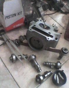 BORE UP YAMAHA JUPITER Z 155 cc | R.A.T -Racing Automotive Tuning-