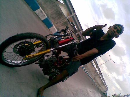 Korek Mesin Balap Yamaha Crypton 105 Cc Rat Motorsport Indonesia
