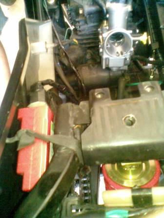 Meningkatkan PERFORMA Minerva R150 VX | R.A.T -Racing