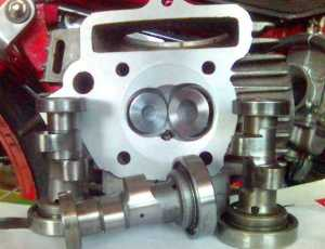 Head Performance Kit Honda Grand