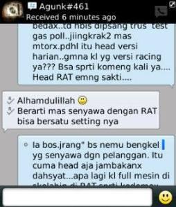 testimonial head sakti by rat