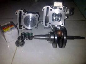 PAKET BORE UP MX