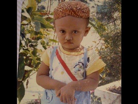kalau ini foto saya waktu kecil hahaha swega rat