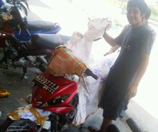 Bore up Yamaha MX 135 cc  : RAT MOTORSPORT INDONESIA