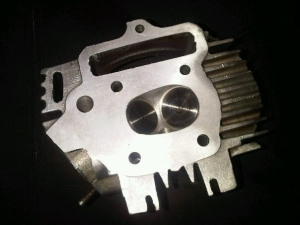 BORE UP STROKE UP HONDA SUPRA FIT / LEGENDA