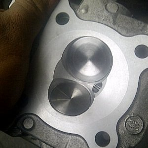 head bore up mio