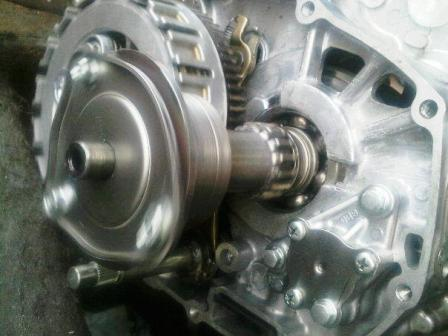 Meningkatkan Performa Mesin Suzuki Shogun 125 R - Penghemat BBM Paling ...