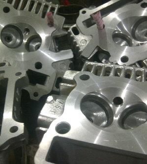Cylinder head racing big valve ( 085645577007/28108677)
